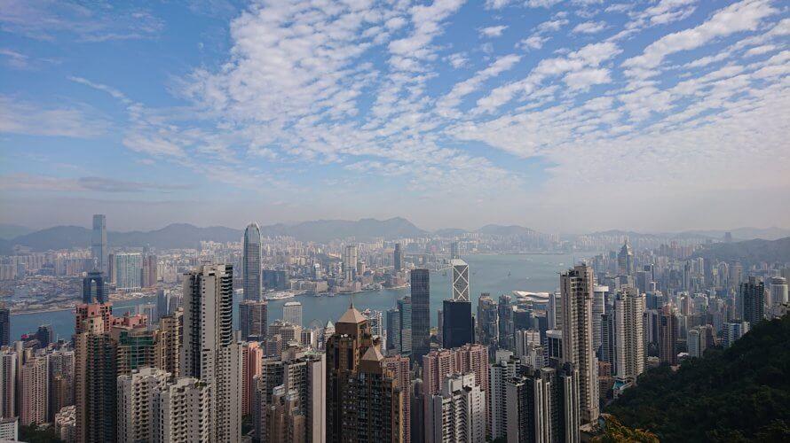 香港2泊3日